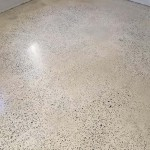 polished concrete home floorings