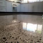 polished concrete renovations house