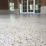 honed alfresco concrete