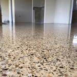 polished concrete decorative