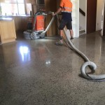 polished concrete contractor