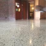 polished concrete renovation