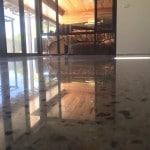 polished concrete sheen gloss