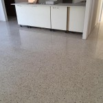 decorative polished concrete