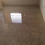 house polished concrete
