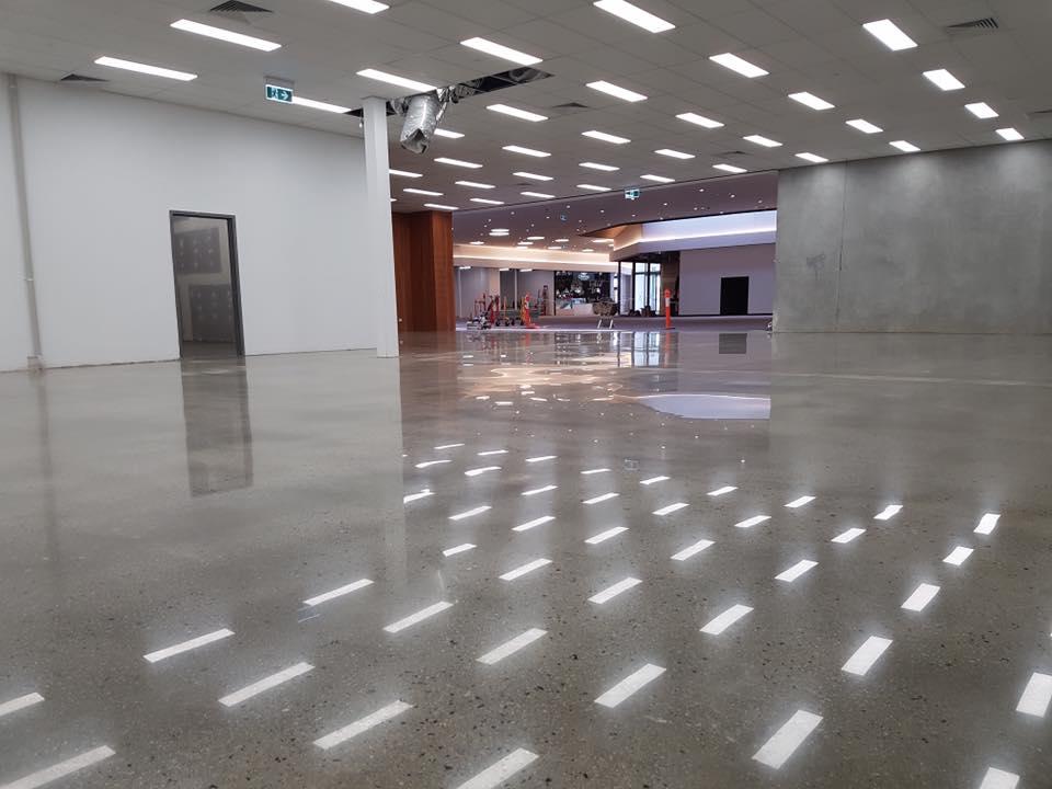 Benefits Of Concrete Floors For Retail Spaces Designer