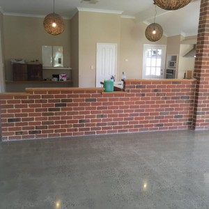 concrete residential flooring