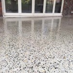 polished concrete flooring outdoor