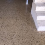 honed and polished concrete