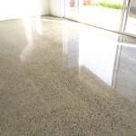 honed concrete for home
