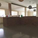 residential matt polished concrete