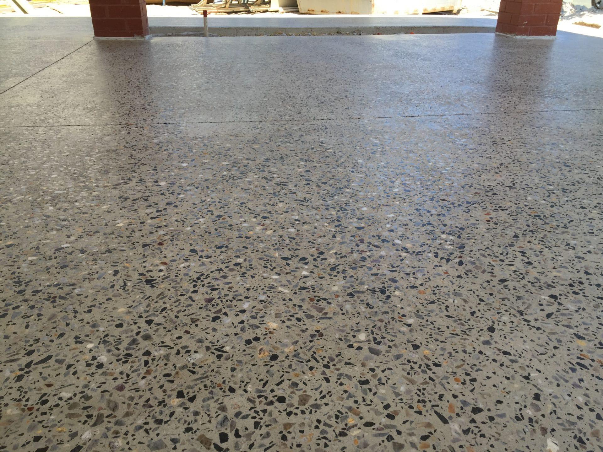 outdoor polished concrete floors designer floors
