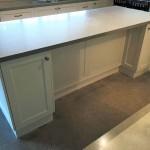 matte polished kitchen floors