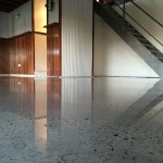 polished residential flooring perth