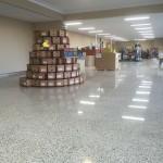 retail polished concrete flooring