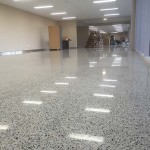 polished concrete retail floors