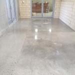 matt polished concrete floors