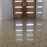 home polished concrete floors