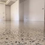 perth home polished concrete