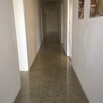 polished concrete home flooring