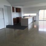 perth kitchen concrete flooring