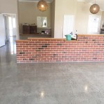 concrete floors for home