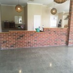 concrete floors residential design